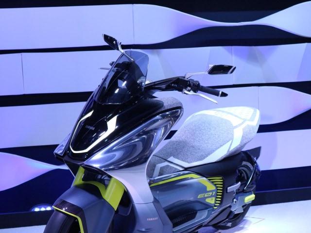Motor Listrik Yamaha E01 Siap Masuk Dapur Produksi, Performa Setara Motor 125 Cc (50673)