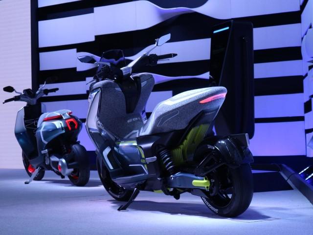 Motor Listrik Yamaha E01 Siap Masuk Dapur Produksi, Performa Setara Motor 125 Cc (50674)
