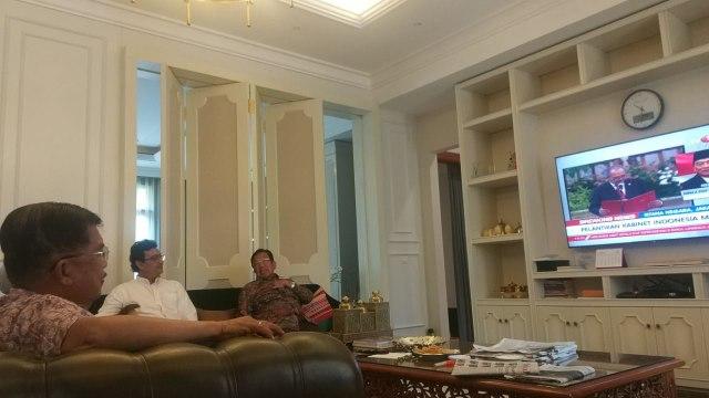 Mantan Wapres Jusuf Kalla