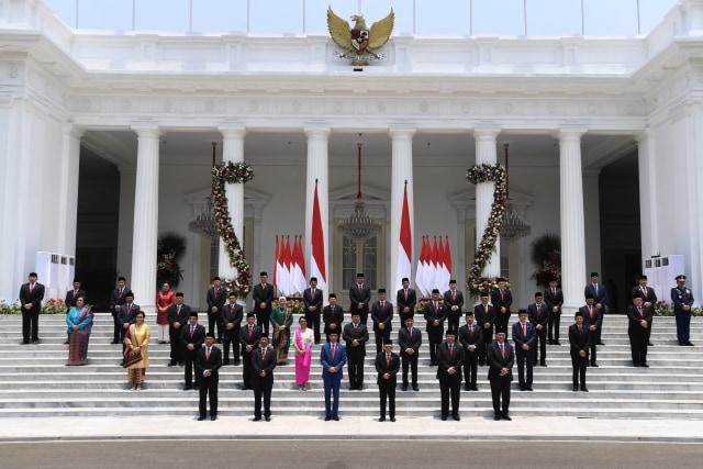 Daftar 5 Menteri Jokowi yang Hartanya Naik Versi LHKPN KPK: Luhut hingga Prabowo (216639)