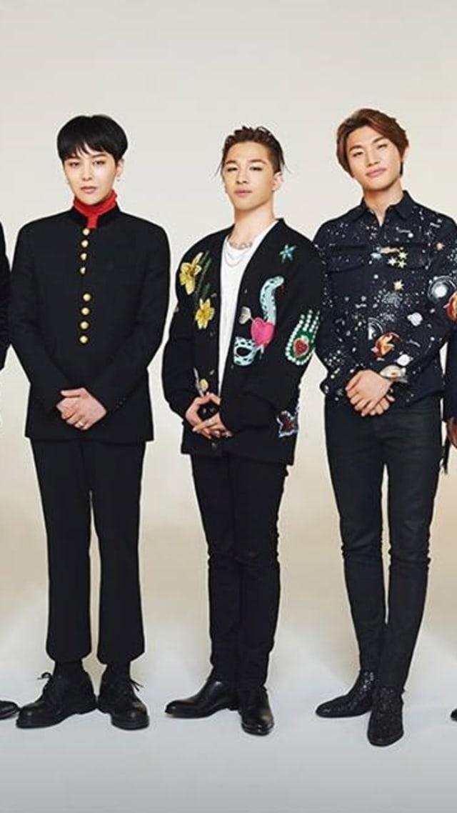 Anggota BIGBANG