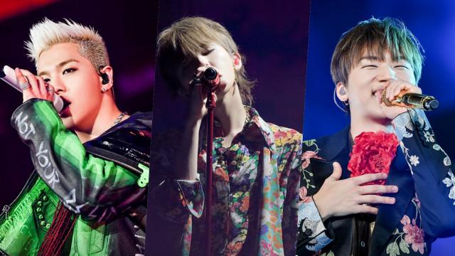 Taeyang, G-Dragon, Daesung