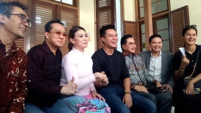 Baim Wong dan Pihak QQ Production Akhirnya Berdamai (11321)