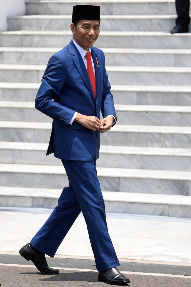 Jokowi: Ada Wakil Menteri Asal Papua (4639)