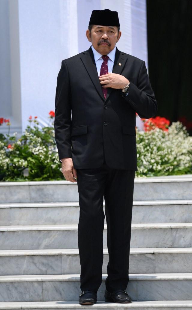 Alasan Jokowi Pilih ST Burhanuddin Jadi Jaksa Agung: Tegas Tapi Lembut (295950)