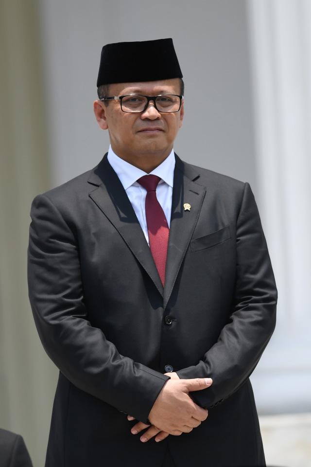 Edhy Prabowo, POTRAIT