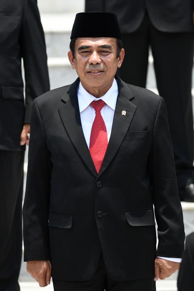 Fachrul Razi, POTRAIT