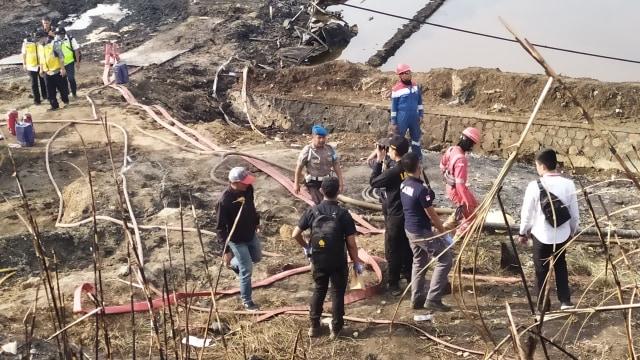 Pertamina Soal Kebakaran Pipa BBM di Cimahi: Kita Adalah Korban (11760)