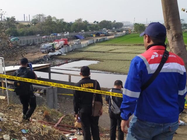 Pertamina Soal Kebakaran Pipa BBM di Cimahi: Kita Adalah Korban (11759)