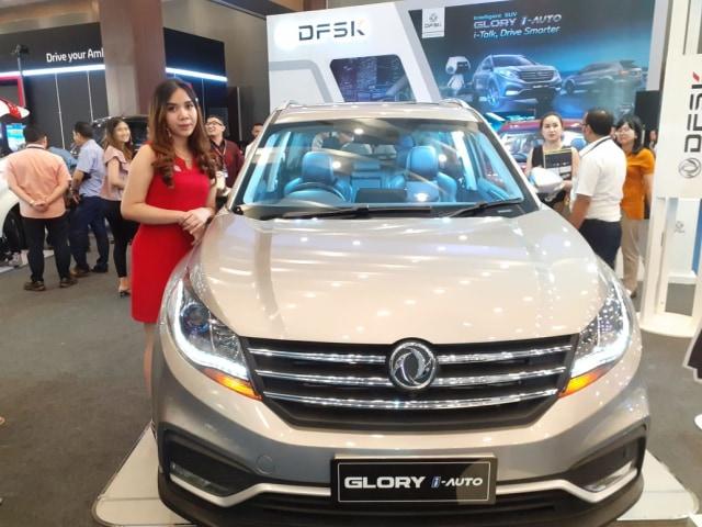 DFSK Glory I-Auto Meluncur di GIIAS Medan 2019  (47993)