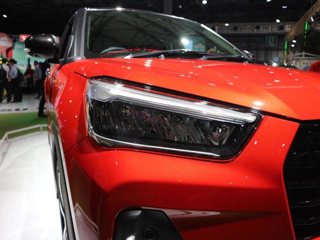 Daihatsu Rocky di Tokyo Motor Show