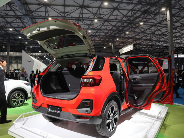 Daihatsu Rocky, 'Adik' Terios yang Siap Dijual di Indonesia (11583)