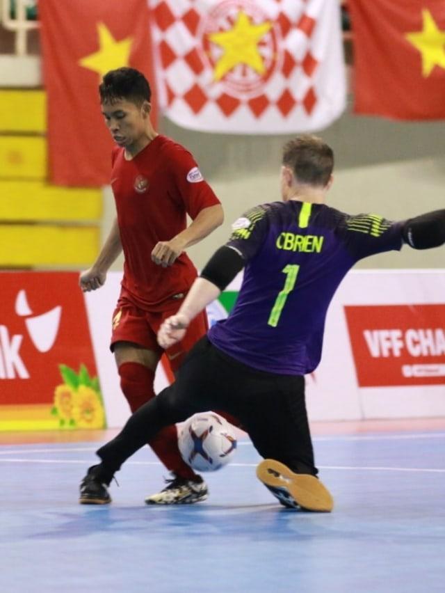 POTRAIT, Timnas futsal Indonesia, AFF Futsal 2019
