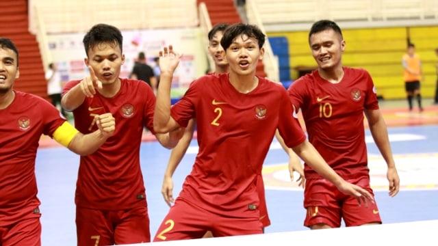 Timnas futsal Indonesia, AFF Futsal 2019