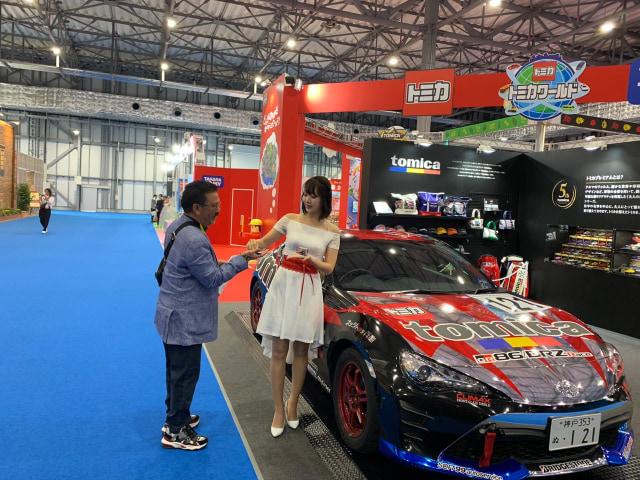 Melongok Tokyo Motor Show di Pulau Reklamasi Jepang (751232)