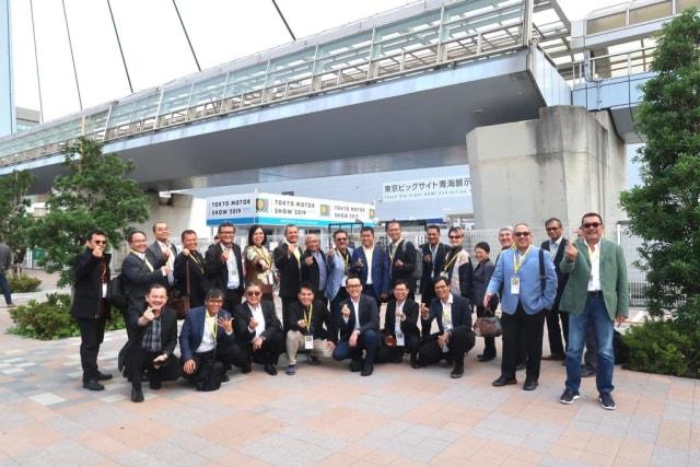 Melongok Tokyo Motor Show di Pulau Reklamasi Jepang (751234)