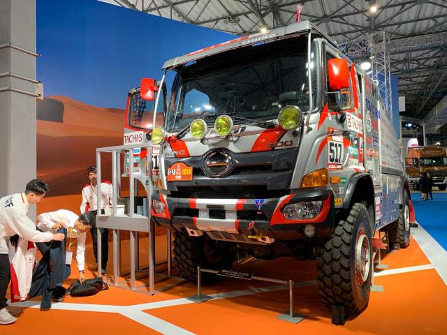 Melongok Tokyo Motor Show di Pulau Reklamasi Jepang (751235)