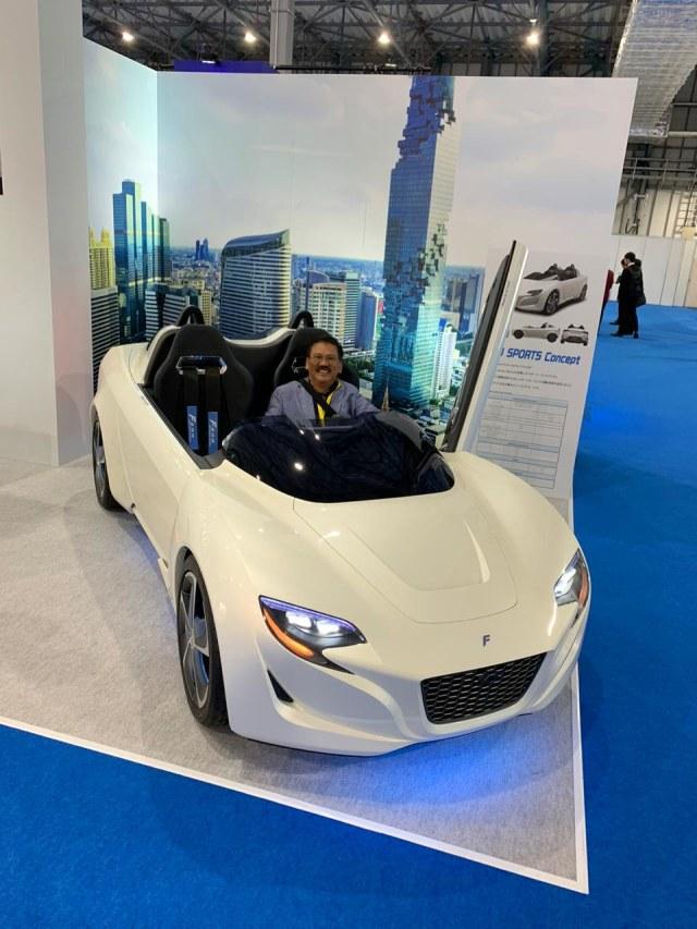 Melongok Tokyo Motor Show di Pulau Reklamasi Jepang (751236)