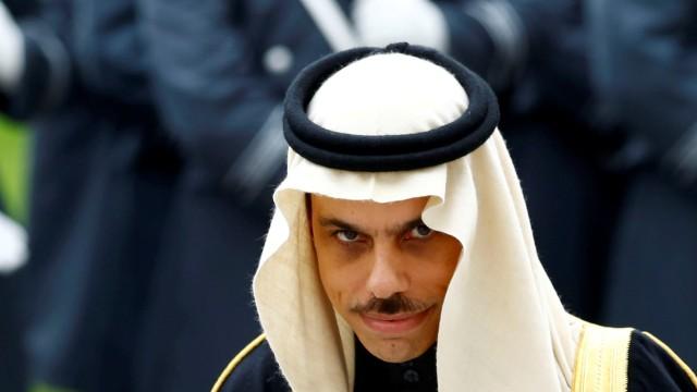Saudi: Tak Ada Normalisasi Hubungan dengan Israel Tanpa Perdamaian di Palestina (255843)