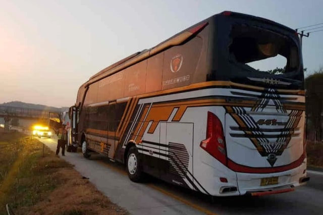 Izin PO Bus yang Abaikan Manajemen Keselamatan Bakal Dicabut  (7729)