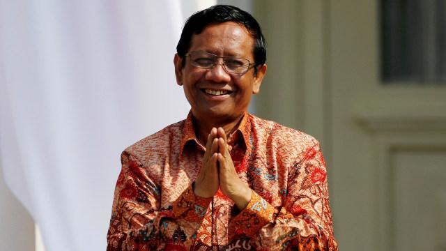 Cerita Mahfud MD Dilarang Prabowo Datang ke Kantor Kemenhan (6095)