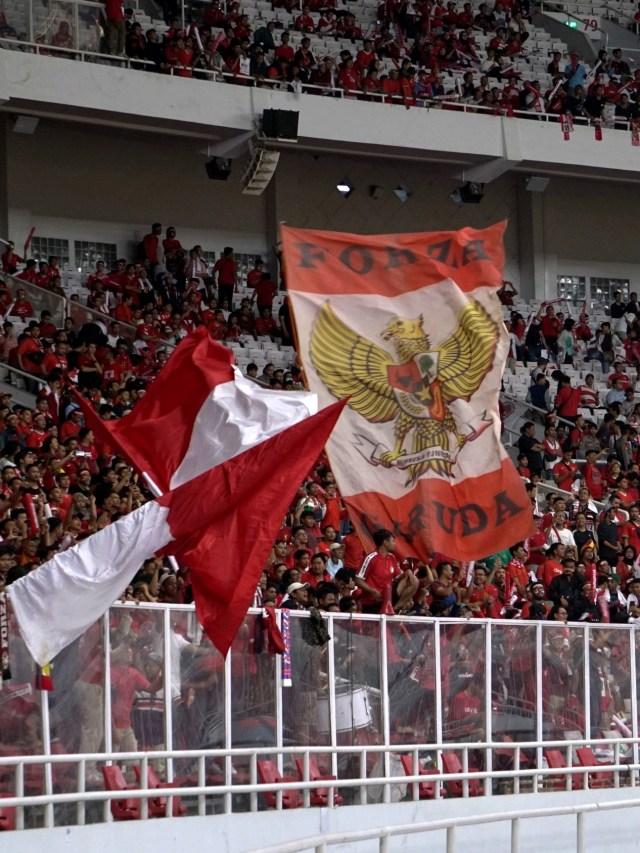 POTRAIT, Suporter Timnas Indonesia