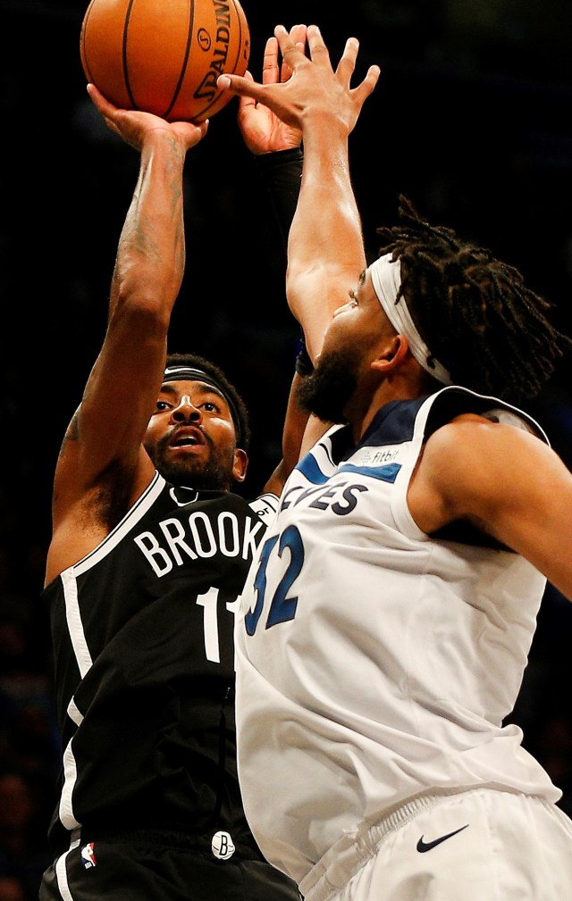Nets vs Timberwolves