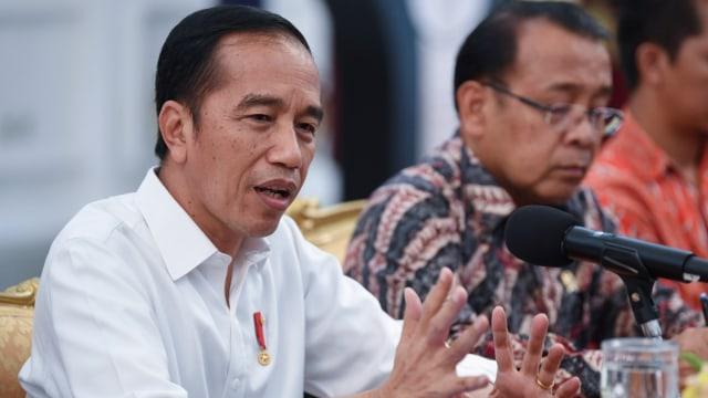 Jokowi: Ada Wakil Menteri Asal Papua (4641)