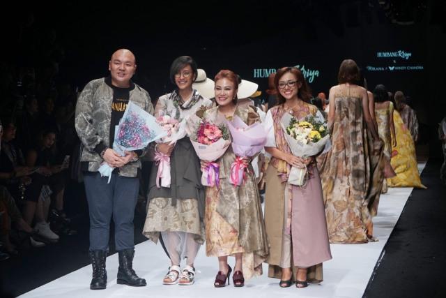 Konsep Eco Fashion dari Sumatra Utara Hiasi Jakarta Fashion Week 2020 (694655)