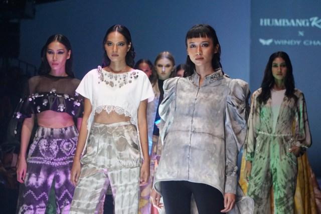 Konsep Eco Fashion dari Sumatra Utara Hiasi Jakarta Fashion Week 2020 (694654)