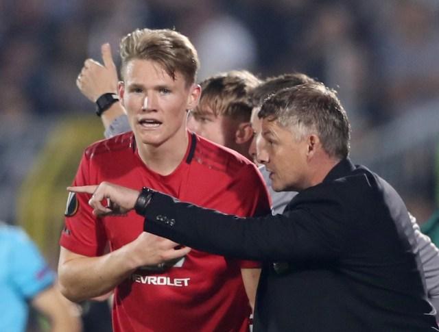 Nemanja Matic: McTominay Bisa Jadi Legenda Manchester United (775325)