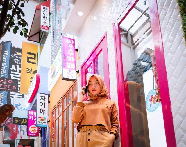 Penuh Warna-warni, Ini 5 Destinasi Instagramable di Bandung (1139480)
