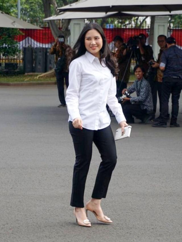POTRAIT, Angela Tanoe, Istana Kepresidenan
