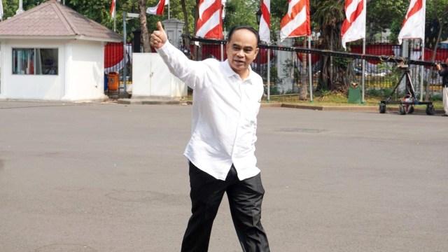 Jokowi Tunjuk Ketum Projo Budi Arie Jadi Wamendes (161447)
