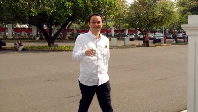 Jery sambuaga, Istana Kepresidenan