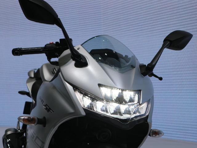 Suzuki GSX250F Segera Meluncur di Indonesia, Ini Spesifikasinya (364184)