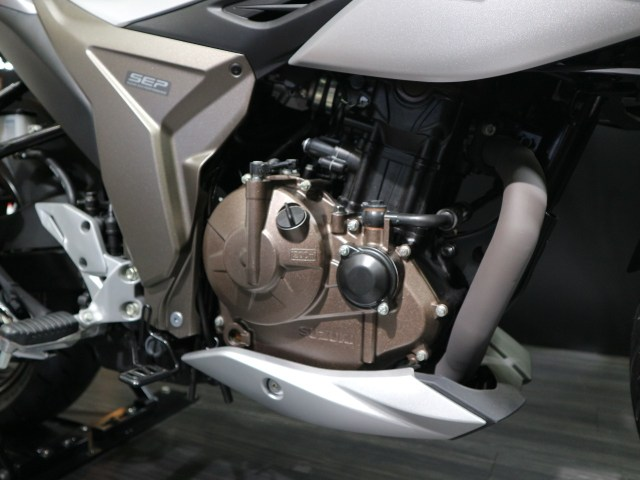 Ada Keterlambatan Suplai, Suzuki Tahan Peluncuran GSX 250 di Indonesia (829862)