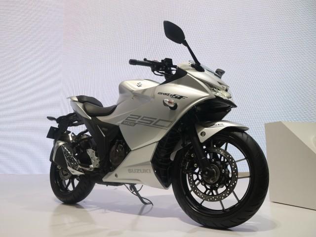 Suzuki Indonesia Siapkan 4 Motor Baru di 2021, Ada GSX-250? (130613)