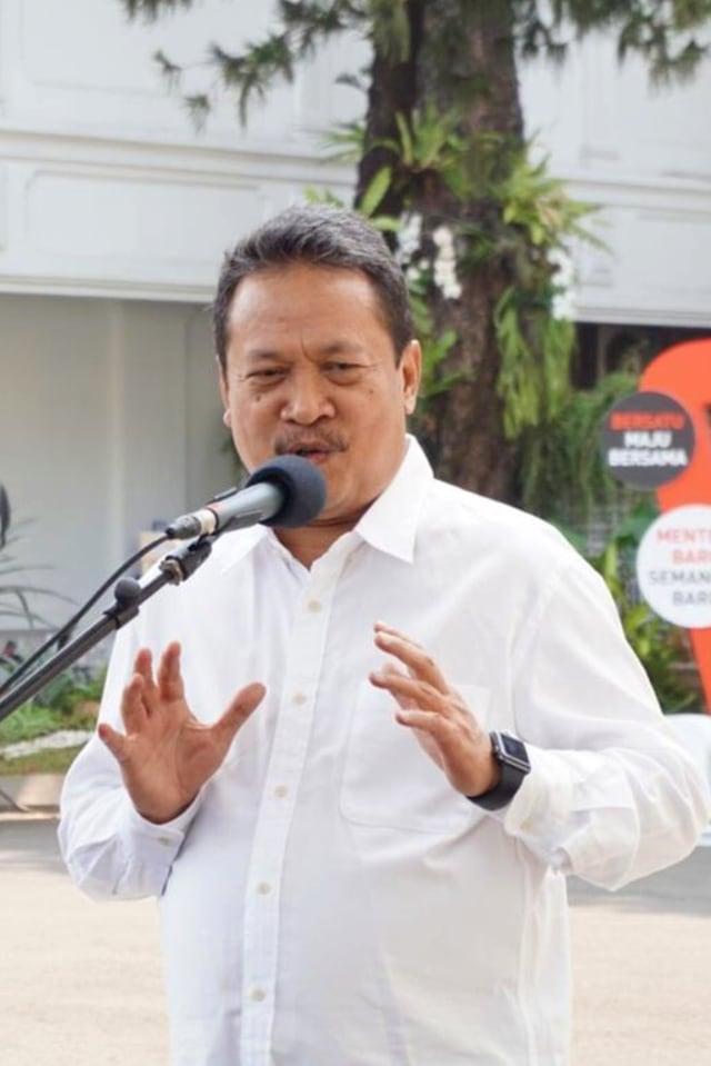 Wahyu Sakti Trenggono, Istana Negara, Potrait