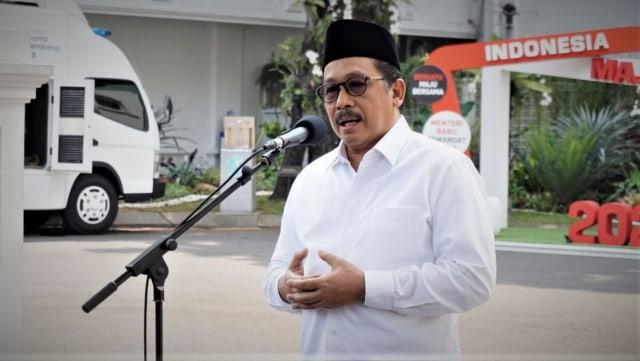 Wamenag: Daerah yang Bisa Kendalikan Penyebaran Corona Boleh Relaksasi Masjid (217963)