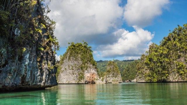 Kabupaten Kaimana di Papua Barat