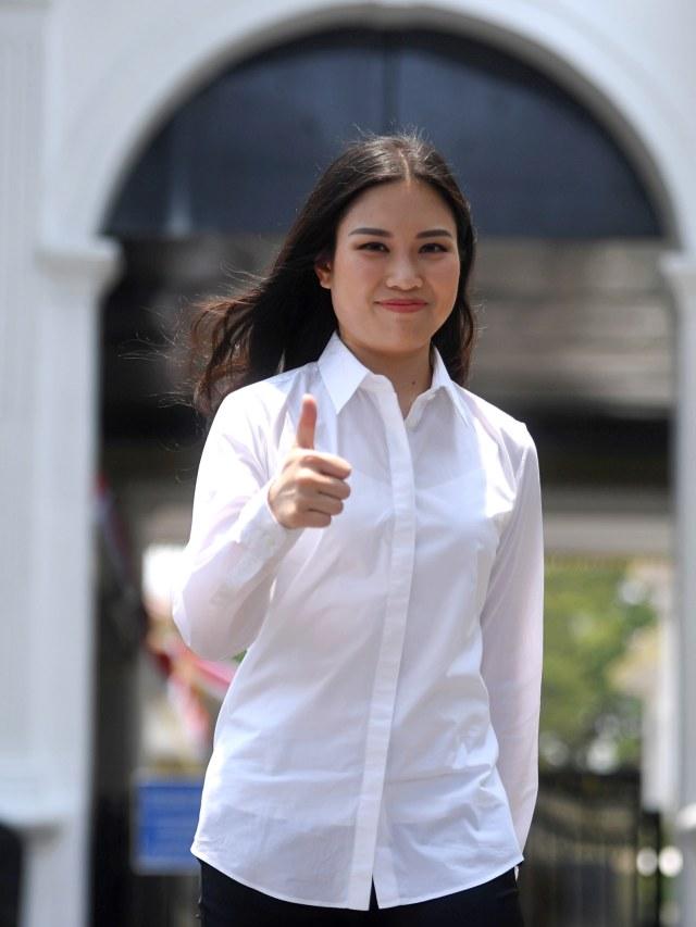 POTRAIT, Angela Tanoesoedibjo, Wakil Menteri Jokowi