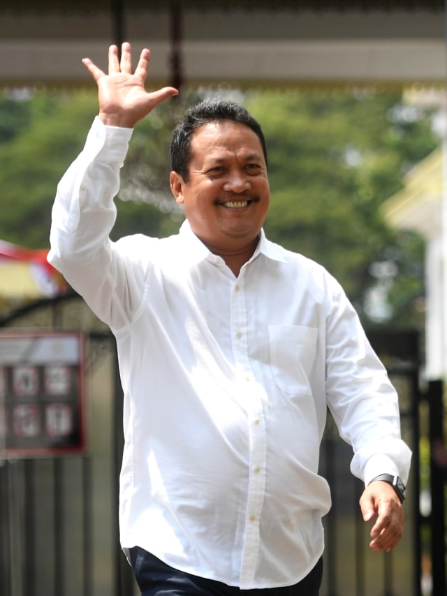 POTRAIT, Wahyu Sakti Trenggono,Wakil Menteri Jokowi