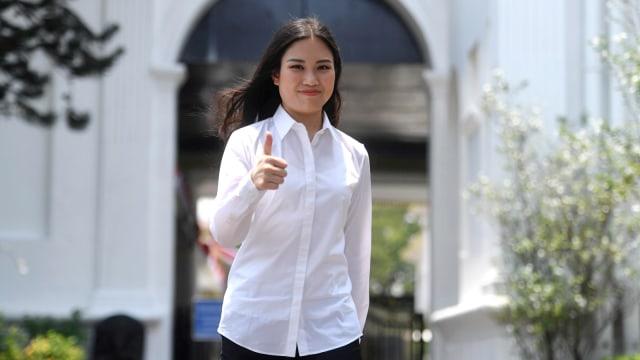 Angela Tanoesoedibjo, Wakil Menteri Jokowi