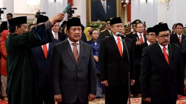 Istana Bantah Ada Pengangkatan 2 Wakil Menteri Baru (346143)