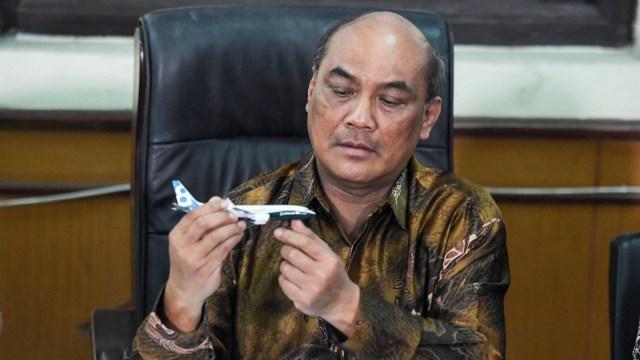 KNKT Berhasil Unduh Rekaman di CVR Sriwijaya Air SJ 182, Apa Isinya? (137572)