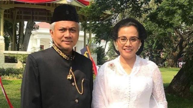 Support Para Suami Di Balik Kesuksesan 5 Menteri Perempuan Indonesia (301792)