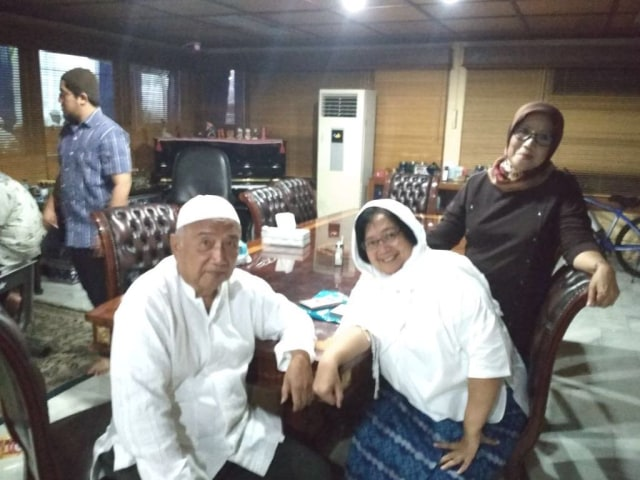 Support Para Suami Di Balik Kesuksesan 5 Menteri Perempuan Indonesia (301793)