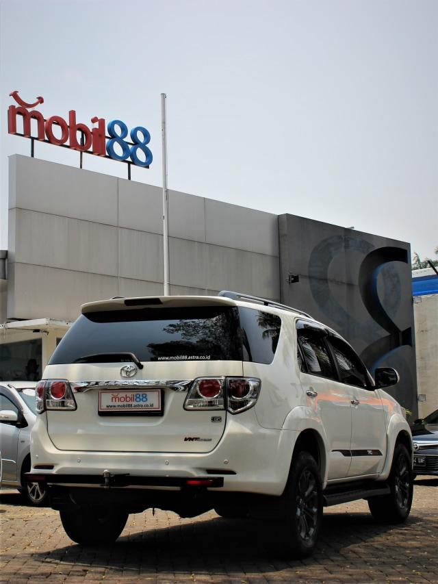 Toyota Fortuner Bekas: Solusi Murah untuk 'Naik Kelas' (89176)