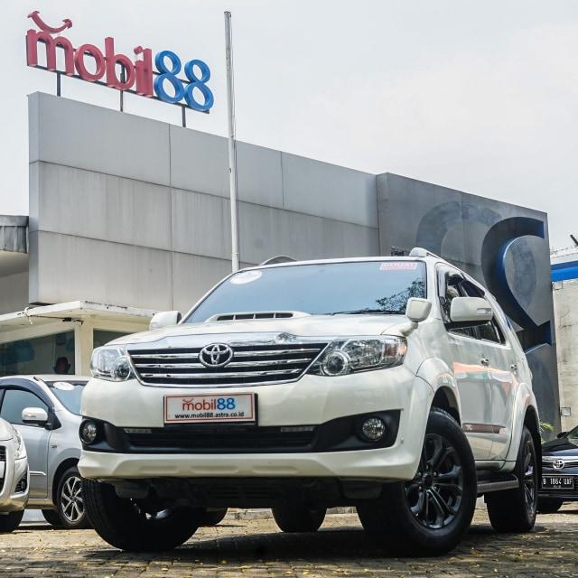 Toyota Fortuner Bekas: Solusi Murah untuk 'Naik Kelas' (89175)